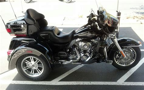 Harley Davidson Glide by Harley Davidson Tri Glide Ultra Classic