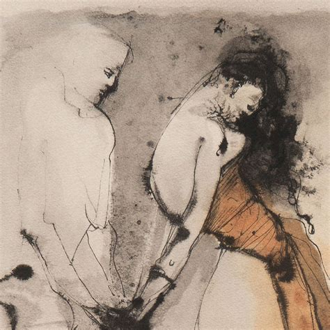 How To Make Bohemian Jewelry - leonor fini two figures for sale at 1stdibs