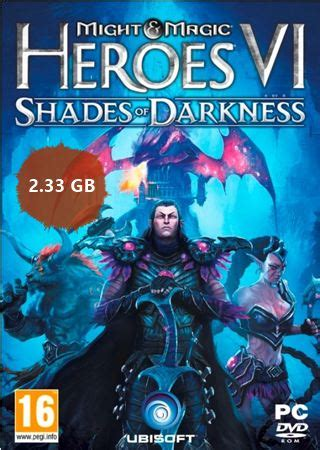 Might And Magic Heroes 4 Shades Of Darkness