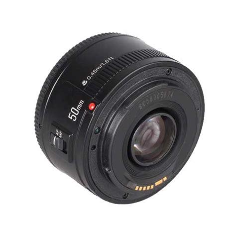 Yongnuo 50mm F1 8 Lensa Kamera jual yongnuo lensa canon 50mm harga murah