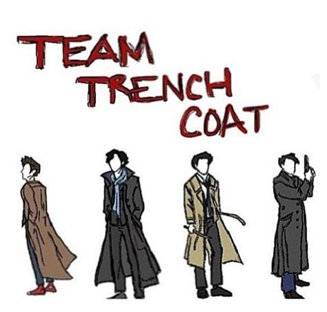 bench trench coat supernatural part two picmia
