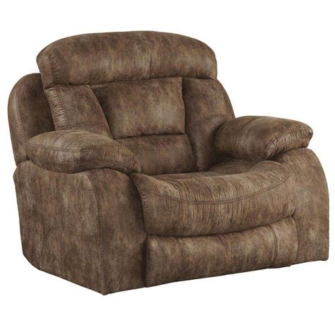 lay flat recliner catnapper desmond power lay flat recliner mushroom cn