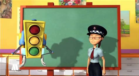 How Is The Traffic To Home by Greenlight Traffic Signs For Educational To Learn Road Safety