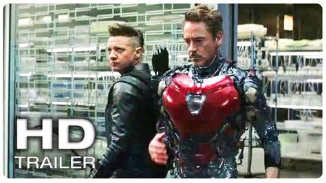 avengers endgame iron man suit scene trailer