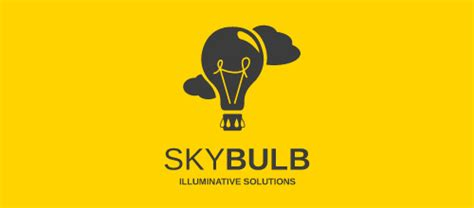 30 bright light bulb logo designs for your inspiration