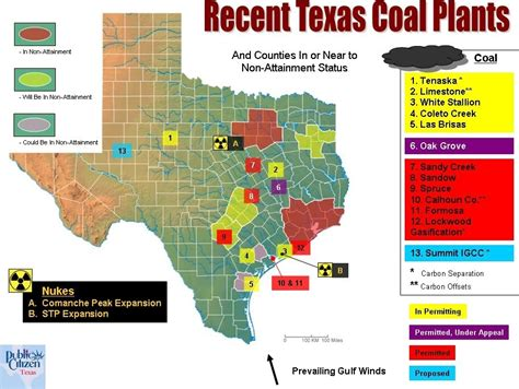 texas vegetation map coal citizen