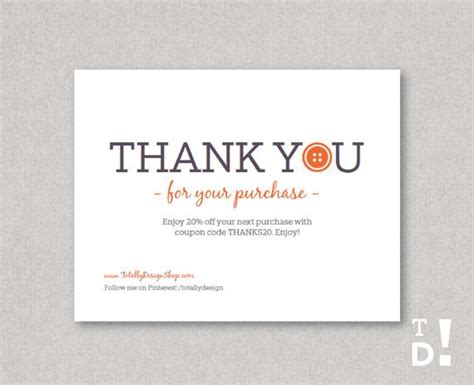 Thank You Card Template To Embed In Email by 41 Best Business Thank You Cards Images On