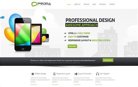 22 responsive drupal themes templates free premium
