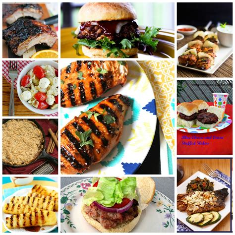 Recipes From My Kitchen by Cookout Recipes To Enjoy This Summer Rants From My