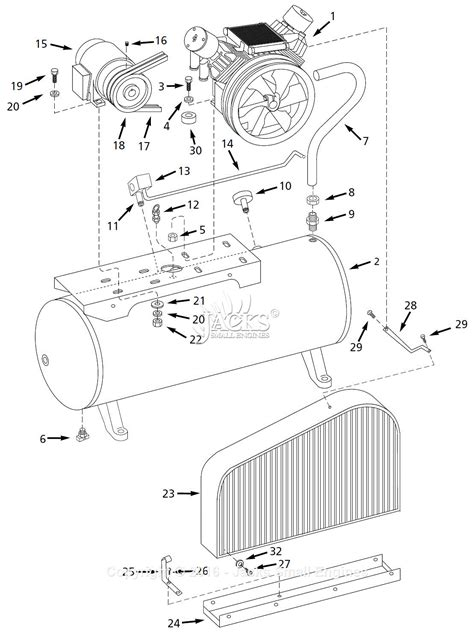 cbell hausfeld hu502000av parts diagram jeffdoedesign
