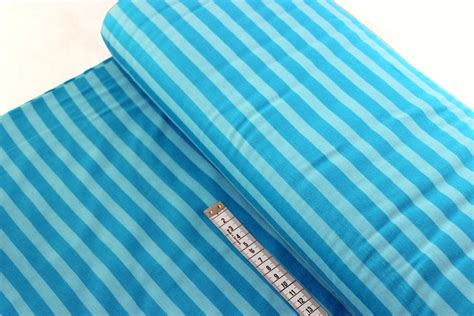 light blue jersey fabric blue and light blue stripe jersey viscose fabric