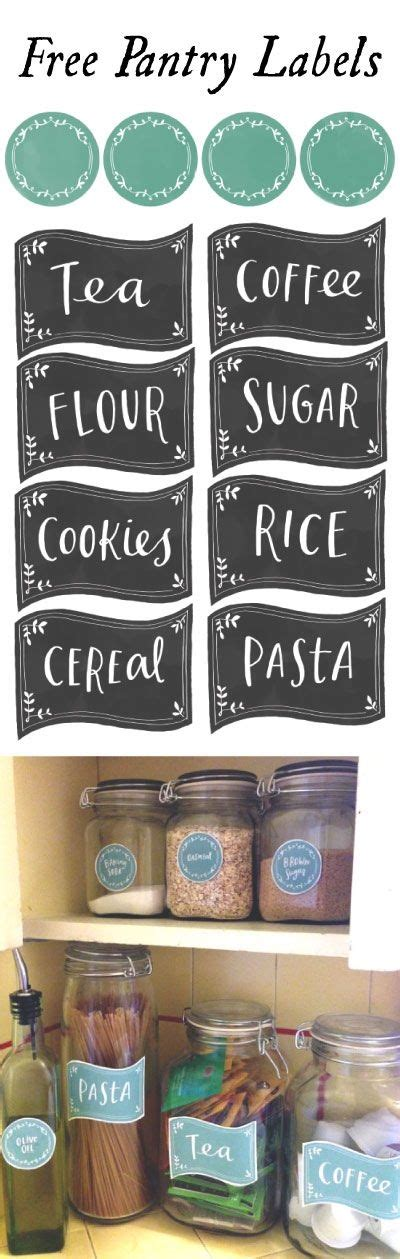 free pantry lables pictures photos and images for