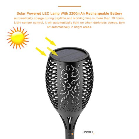 led solar outdoor lighting changing