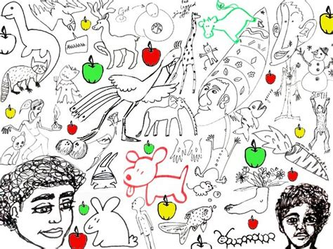 create a doodle drawing wallpapers doodle wallpaper by skeevy on deviantart