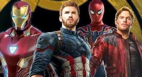 film marvel tutti avengers infinity war tutti i personaggi marvel che