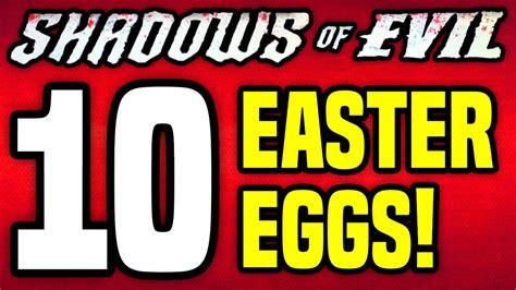 tutorial zombie black ops 3 ita 10 piccoli easter eggs su shadows of evil black ops 3