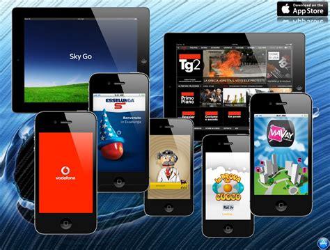 applicazioni mobile app