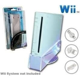Wii Cooling Fan Stand Kipas Wii Led Blue new wii hyperkin system lighting stand w