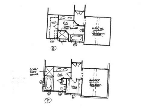 which ensuite amp walk in closet layout is best of the five