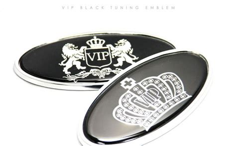 luxury car emblems luxury car emblems sticker crown logo trunk