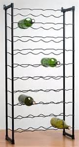 50 bottle wire wine rack