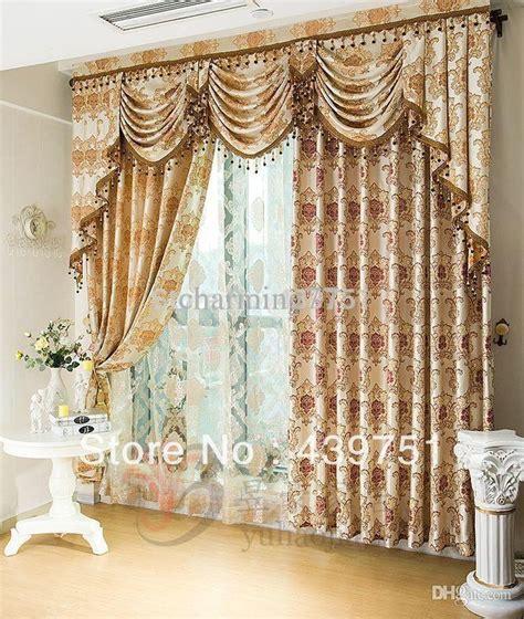 cortinas fashion best wholesale jacquard blinds fashion luxury home
