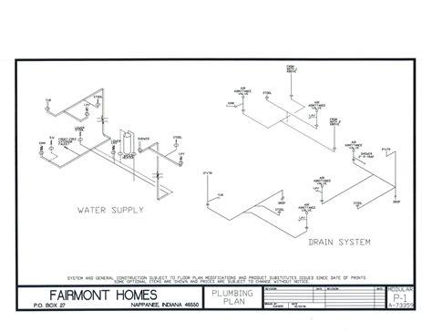 Plumbing Diagram by Mobile Home Plumbing Diagram Car Interior Design