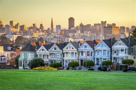 Queen Anne Victorian Home Plans a star is reborn san francisco s famous painted lady