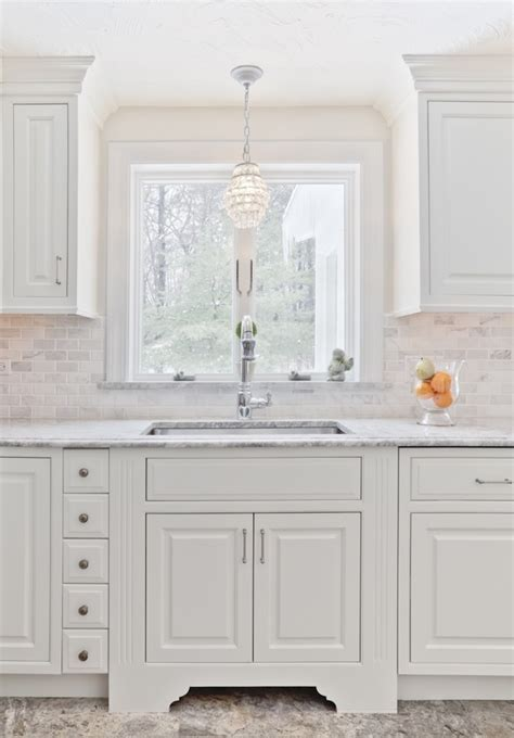 Kitchen Countertop Lighting Kitchen Sink Lighting Kitchen Traditional With Marble Countertop Marble Floor