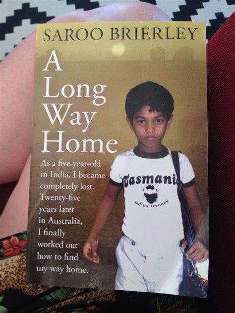 saroo brierley a long way home pin by fiona mackenzie on books pinterest