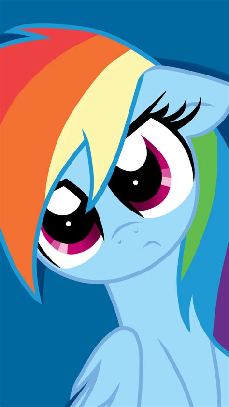 Rainbow Dash Cloud Iphone All Hp rainbow dash iphone wallpaper www imgkid the image kid has it