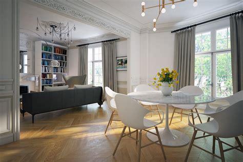 Deco Appartement Haussmannien by Ultra Book De Karine Perez Conseils Deco Portfolio
