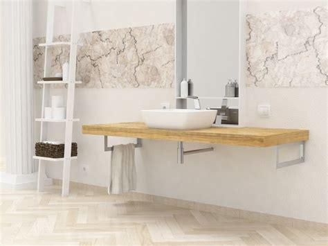 mensole per bagno in legno pi 249 di 25 fantastiche idee su mensole da bagno su