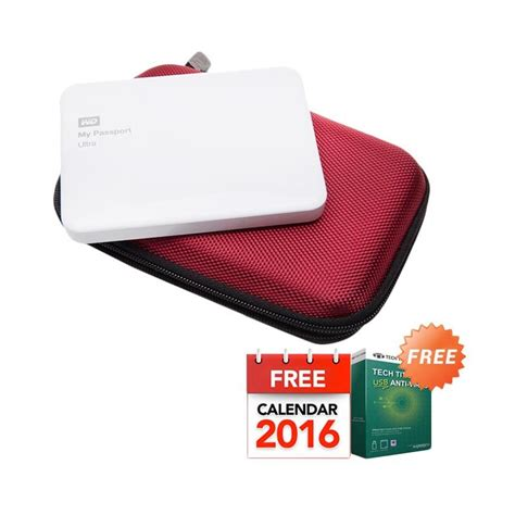 Handbag Wd 540 Merah wd my passport ultra new premium white disk external 500 gb anti virus