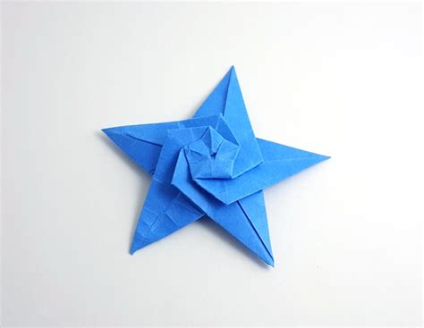 Origami Starfish - animal origami for the enthusiast by montroll book