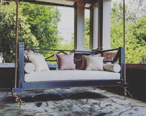 twin bed size porch swing 25 best ideas about hanging porch bed on pinterest