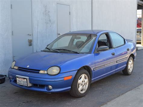 car engine repair manual 1999 dodge neon electronic valve timing 1999 dodge neon r t coupe 2 0l manual