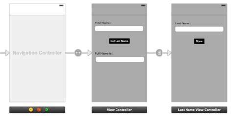 xcode delegate tutorial ios delegates tutorial