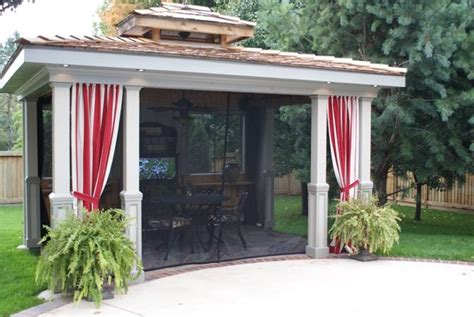 Outdoor Cabana Curtains Mosquito Netting Curtains And No See Um Netting Curtains