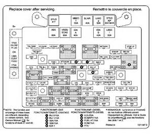 chevy silverado fuse box diagram on 2006 gmc envoy xl wiring diagram 05 silverado 3500 install a cooling fan on trans cooler