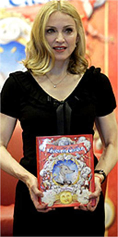 Madonna Writing Yet Another Crappy Childrens Book by Madonna Talks About Kabbalah And Children S Literature