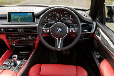 Bmw X5m Interior by Bmw X5 M 2015 Review Pictures Auto Express