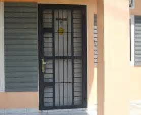 pintu teralis besi minimalis jendela rumah