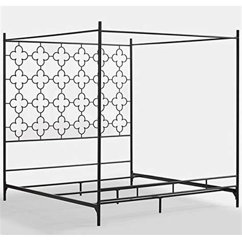 Black Metal Canopy Bed Frame Metal Canopy Bed Frame Sized Princess Bedroom Furniture Black Wrought Iron