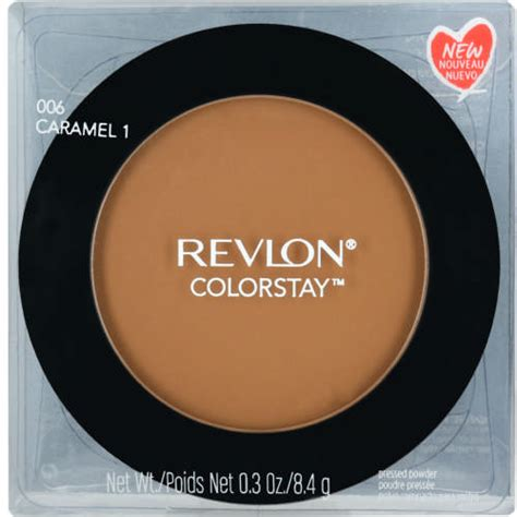 Revlon Powder revlon colorstay pressed powder caramel clicks