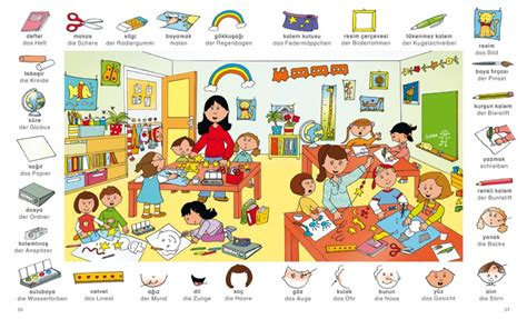 libro im supermarkt kinderbuch deutsch englisch wimmelbilderlangenscheidt bildwechsel