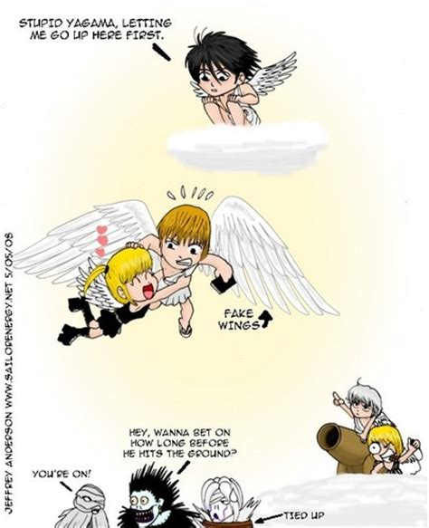funny death random images funny death note comic wallpaper and