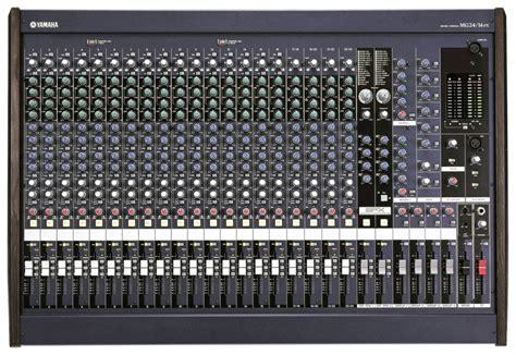 Mixer Yamaha 32 Channel yamaha analog mixer mg24 14fx