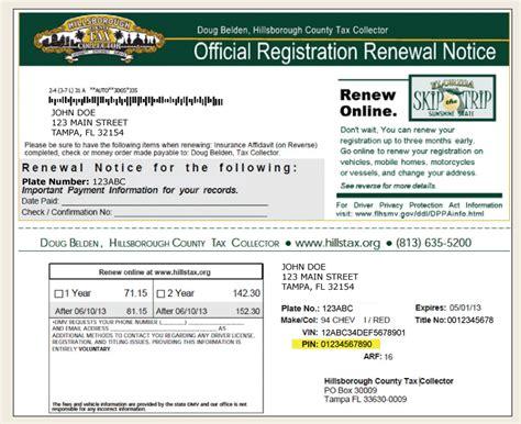 motor vehicle license renewal renew
