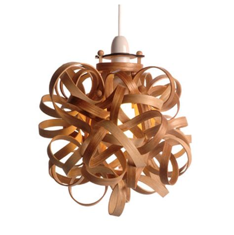 charlie whinney curly lamp shade | loft magazine